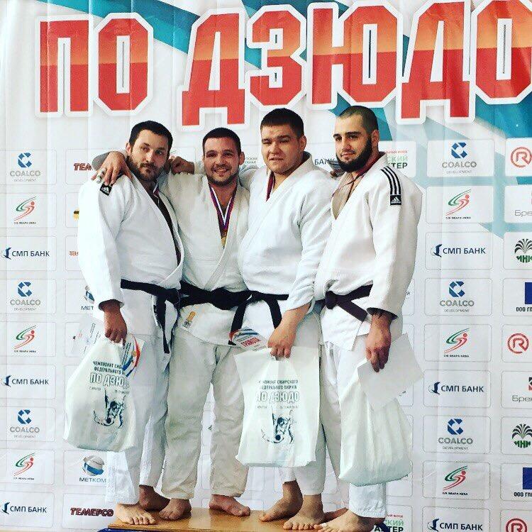 Чемпионат СФО по дзюдо в г.Иркутске