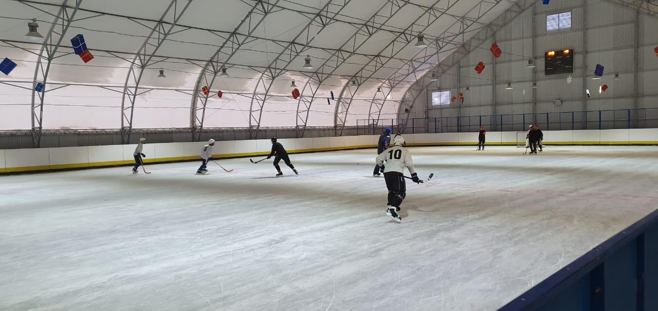 Рождественский турнир по хоккею с мячом
